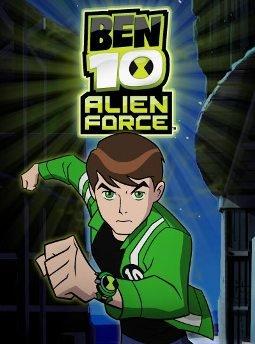 Бен 10 Инопланетная сила 1 Выпуск Возвращение Бена (5 серий) на DVD