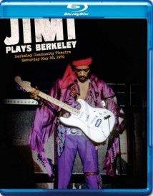 Jimi Hendrix Jimi Plays Berkeley (Blu-ray)* на Blu-ray