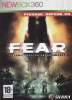 FEAR Extraction Point Files (Xbox 360)