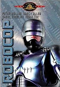 Робот-полицейский (Робокоп) на DVD
