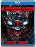 Annihilator Triple Threat (Blu-ray)*