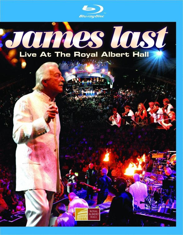 James Last  Live At The Royal Albert Hall (Blu-ray)*