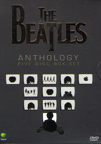 The Beatles Anthology (5 DVD) на DVD