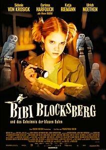 Биби - маленькая волшебница и тайна ночных птиц на DVD