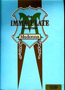 Madonna - the Immaculate collection на DVD