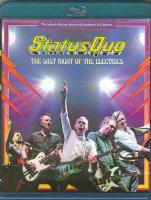 Status Quo The Last Night Of The Electrics (Blu-ray)