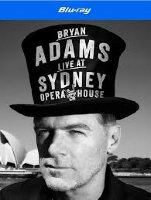 Bryan Adams The Bare Bones Tour Live at Sydney Opera House (Blu-ray)*