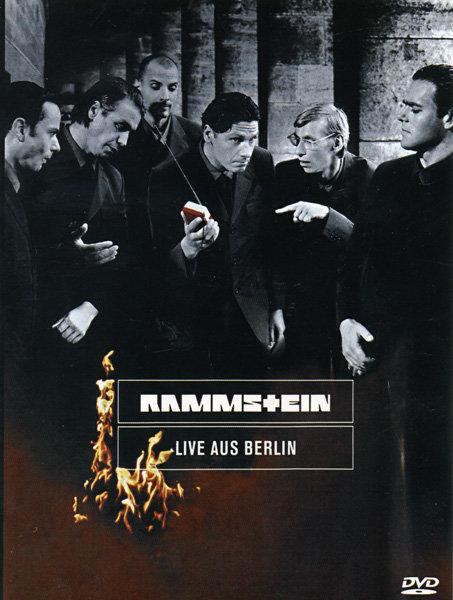 Rammstein - Live Aus Berlin на DVD
