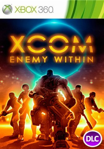 XCOM Enemy Within (Xbox 360)