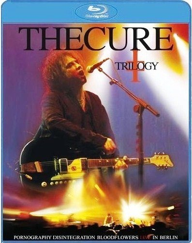 The Cure Trilogy (Blu-ray)* на Blu-ray