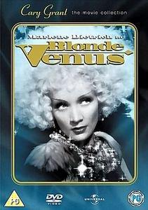 Белокурая Венера  на DVD