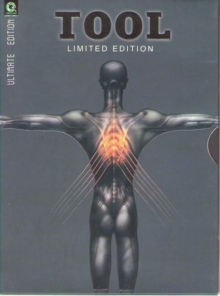 Tool Limited edition на DVD