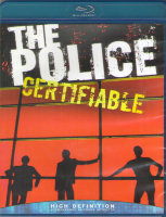 The Police Certifiable (Live in Buenos Aires) (Blu-ray)