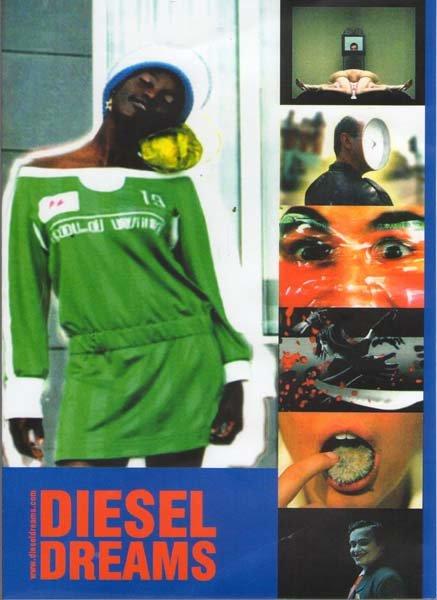 Видеосны Diesel на DVD