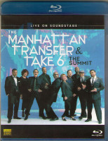 The Manhattan Transfer Take 6 The Summit Live On Soundstage (Blu-ray)