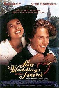 Четыре свадьбы и одни похороны (Карусель) на DVD