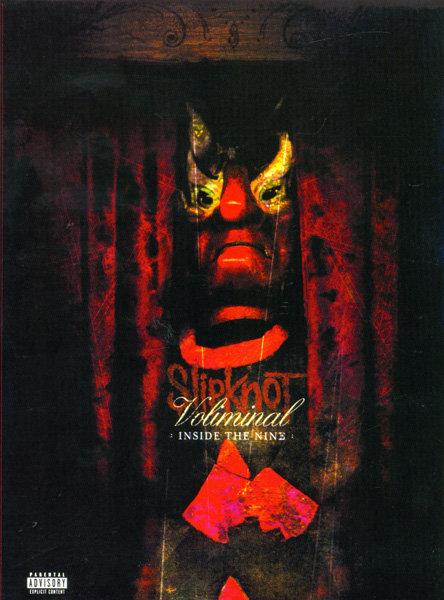 Slipknot - Voliminal Inside The Nine на DVD