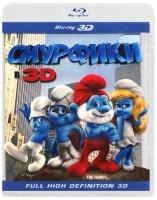 Смурфики 3D+2D (Blu-ray 50GB)
