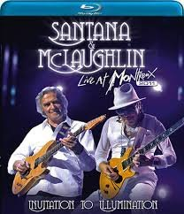 Santana and McLaughlin Live at Montreux Invitation to Illumination (Blu-ray)* на Blu-ray