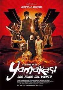 Ямакаси 2  на DVD