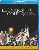 Leonard Cohen Live at the isle of wight 1970 (Blu-ray)*