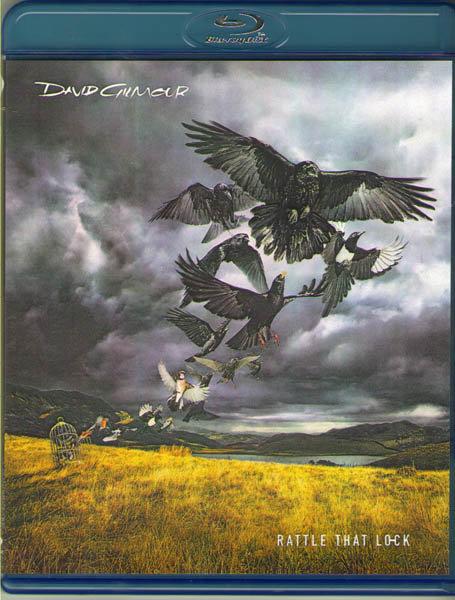 David Gilmour Rattle That Lock (Blu-ray)