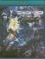 Doro Strong and Proud 30 Years of Rock and Metal (Blu-ray)