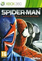 Spiderman Shattered Dimensions (Xbox 360)