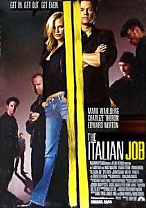 Ограбление по-итальянски \  Медвежатник на DVD