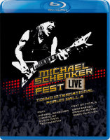 Michael Schenker Fest Live Tokyo International Forum Hall A (Blu-ray)
