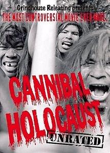 Ад каннибалов  на DVD