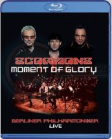 Scorpions Moment of Glory (Blu-ray)*