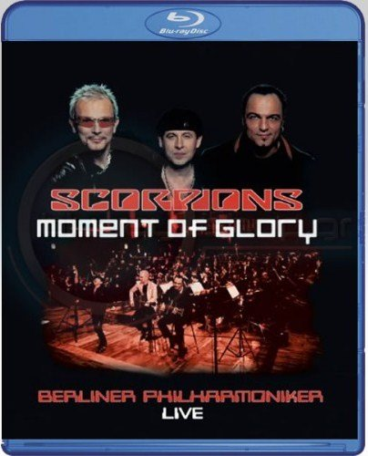 Scorpions Moment of Glory (Blu-ray)