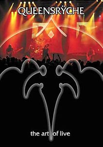 Queensryche - the art of live на DVD