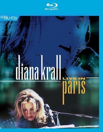 Diana Krall Live In Paris (Blu-ray)* на Blu-ray