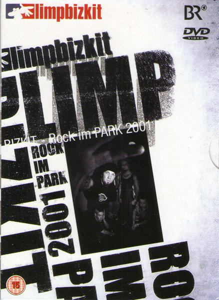 Limp Bizkit Live at Rock im Park 2001 на DVD
