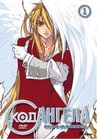 Код ангела 1 (4 серии) на DVD