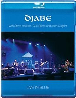Djabe Live in Blue (with Steve Hackett Gulli Briem and John Nugent) (Blu-ray)* на Blu-ray
