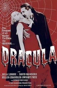 Дракула (Без полиграфии!) на DVD