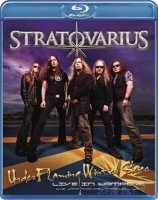 Stratovarius Under Flaming Winter Skies Live In Tampere (Blu-ray)*