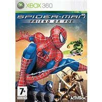 Spiderman Friend or Foe (Xbox 360)