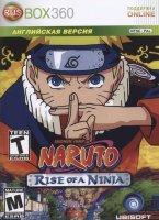 Naruto Rise of a Ninja (Xbox 360)