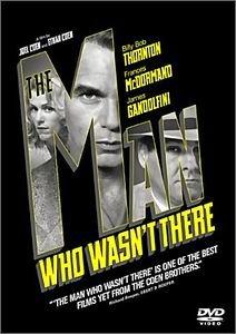 Человек, которого не было  на DVD