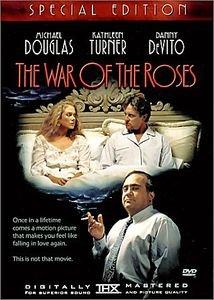 Война супругов Роуз на DVD