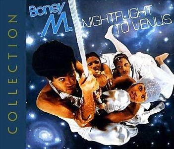 Boney M - Gold на DVD