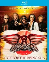 Aerosmith Rock for the Rising Sun (Blu-ray)*