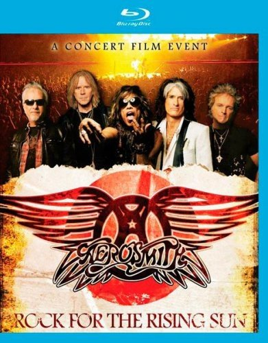 Aerosmith Rock for the Rising Sun (Blu-ray)* на Blu-ray