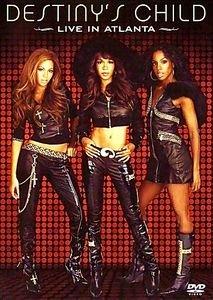 Destiny's Child - The platinum's on the wall на DVD