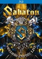 Sabaton Swedish Empire Live (2 Blu-ray)*