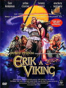 Эрик викинг на DVD